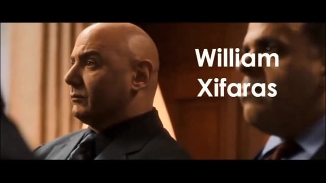 WILLIAM XIFARAS Actor Reel (2020)