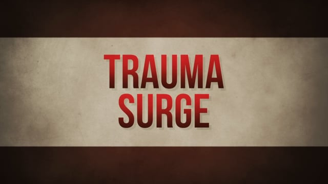 Trauma Surge: Chapter 1 - Title Sequence with Voiceover - 00:01:04
