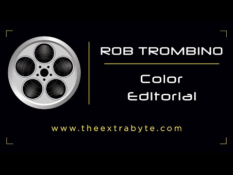 Rob Trombino - Color Reel 2021