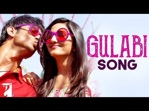 Yash Raj Films | Maneesh Sharma | Shuddh Desi Romance | Gulabi Song