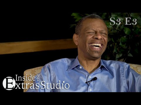 Don't Go Into The F Suite - Inside The Extras Studio (ft. Phil LaMarr)