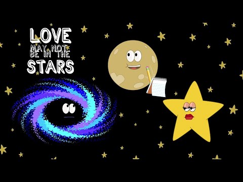 Love May Not Be In The Stars - Animated Short Film