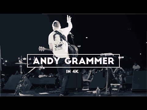 Andy Grammer in 4k