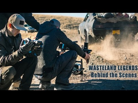 Wasteland Legends - Behind The Scenes
