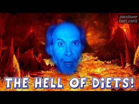 The Hell of Diets! (parody of The Sound of Silence)