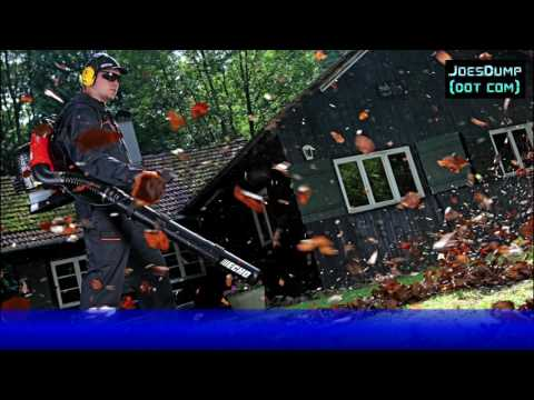 "Leaf Blower Man (parody of The Beatles ""Nowhere Man"")"