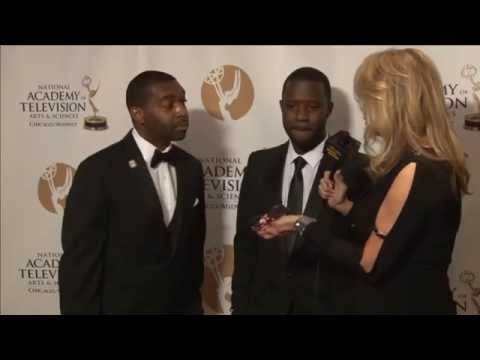 Emmys 2014: Jon Ross, John Rogers Interview