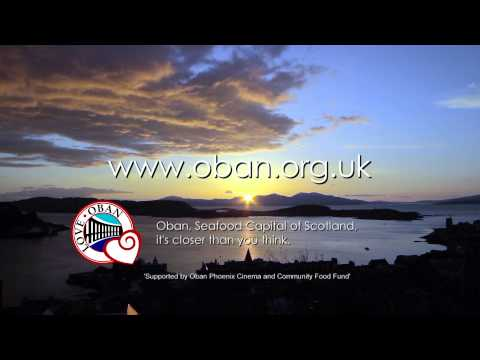 Love Oban AD (STV) Kinetic Studio.