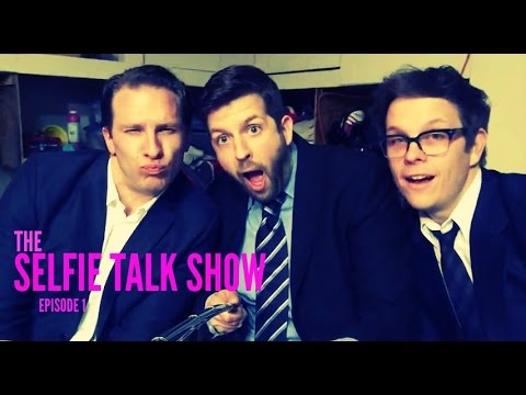 Episode 1: The Selfie Talk Show - Alpacas, Auto-Corrected Texts & Paul Natonek
