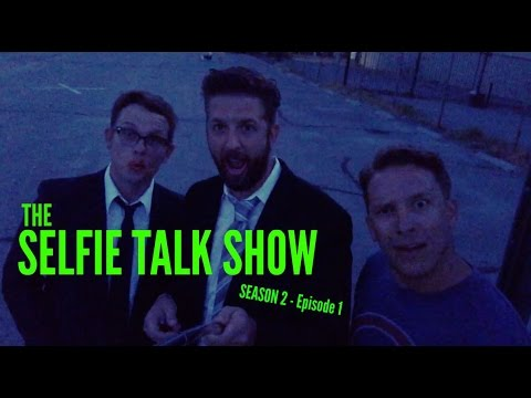 The Selfie Talk Show - Rudy Giuliani, Wes Craven, Kardashian Selfies & Paul Natonek!