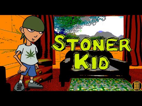STONER KID Episode 2: Donald Trump Smokes Weed