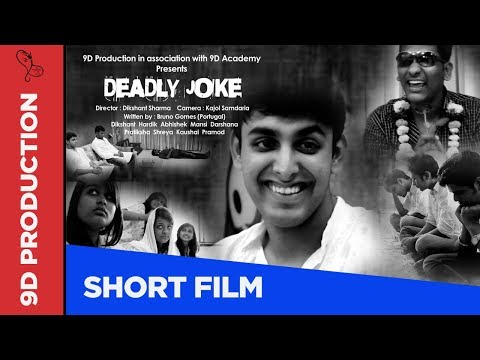 DEADLY JOKE  Award Winning Comedy Short Film
