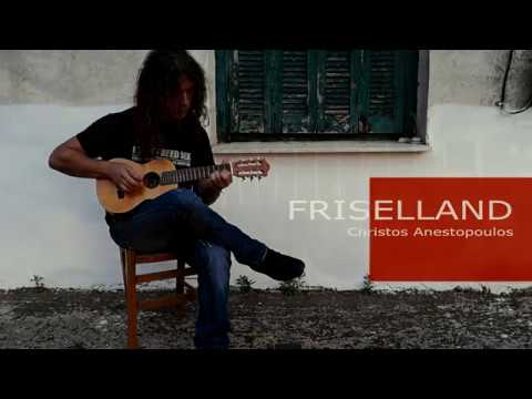 FRISELLAND (Guitalele version) by Christos Anestopoulos
