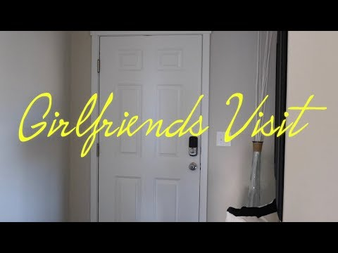 Girlfriends Visit - A Short Film