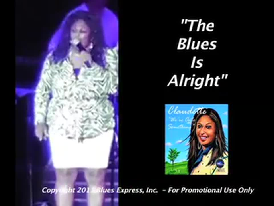 Claudette King at Harrah's Reno Highlights.mp4