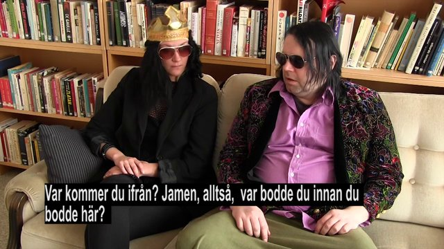 The King of Pop meets The Prince of Darkness in Motala