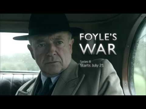FOYLE'S WAR - by Phillip Parker (on-air promotion)