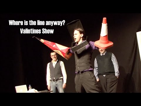 Where is Line is it Anyway? Valintines show