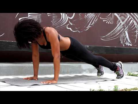 Moves Fit - The Pushup