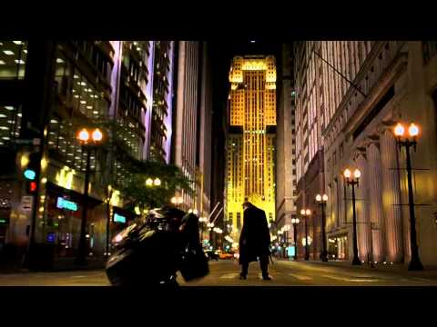'The Dark Knight' Epic Trilogy Trailer