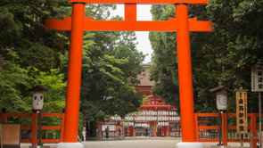 Shimogamo Shrine in Kyoto Founded in the 6th Century!