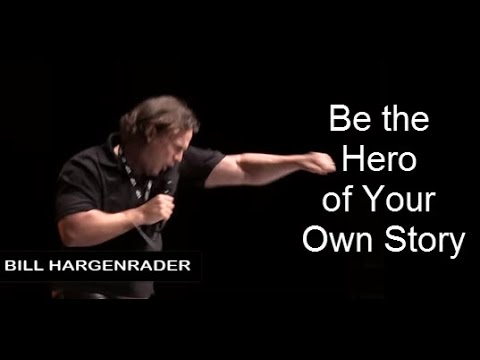 Be the Hero of Your Own Story - Motivational Video