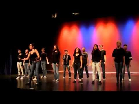 A Capella Groups Video for Macy's Challenge