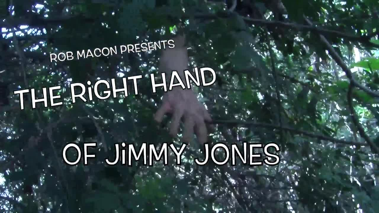 "Trailer to ""The Right Hand Of Jimmy Jones"""