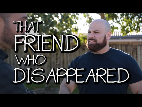 Friend Who Disappeared (Short Film)