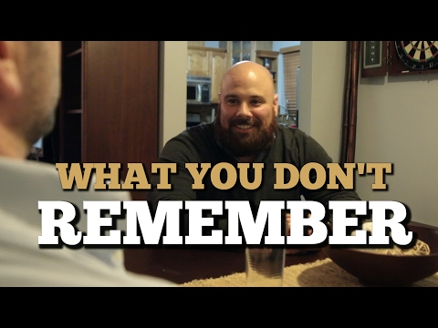 What You Don't Remember (Short Film)