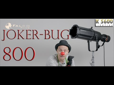 Tutorial sobre el K5600 Joker-Bug 800