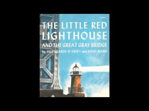 The Little Red Lighthouse and the Great Gray Bridge (Book & Record)