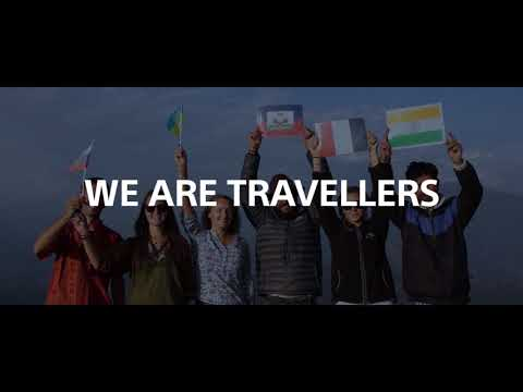 WE ARE TRAVELLERS -WAT ~|| LIFE, LOVE PEACE ||~Official International Campaign - 1 (2018) - HD |