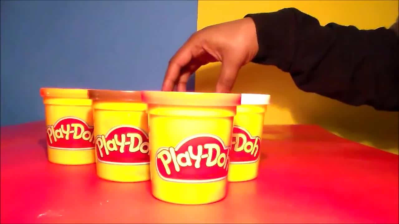 Play Doh Thanksgiving Day Party.mp4