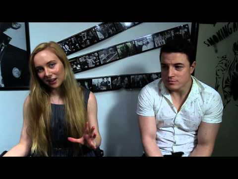 Interview with Faye Sewell (Heather) & David Magowan (Neil) on Parallel  www.gofundme.com/parallel