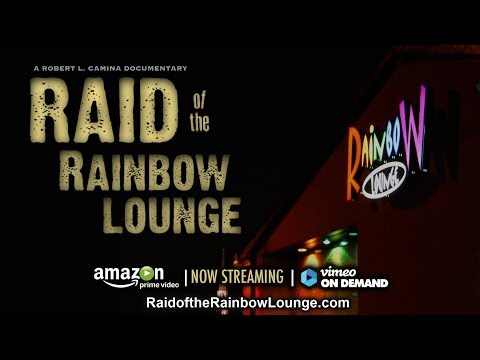 Raid of the Rainbow Lounge: Official Trailer