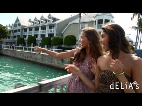 Delia's Fashion Photo Shoot - Behind the Scenes in Key West