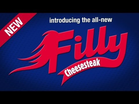 Burger King's New Filly Cheesesteak