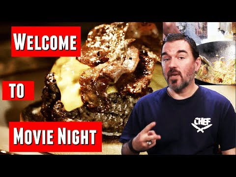 Welcome to Movie Night || Movies.  Food.  Fun.