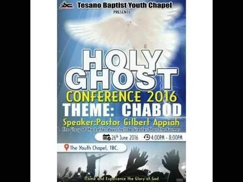 HOLY GHOST CONFERENCE PROMO