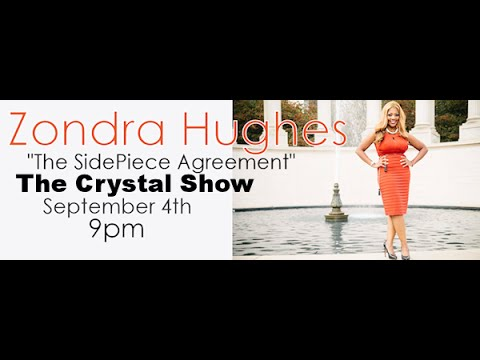 Zondra Hughes: The Crystal Show Interview, September 4, 2014: 10 RULES FOR THE OTHER WOMAN