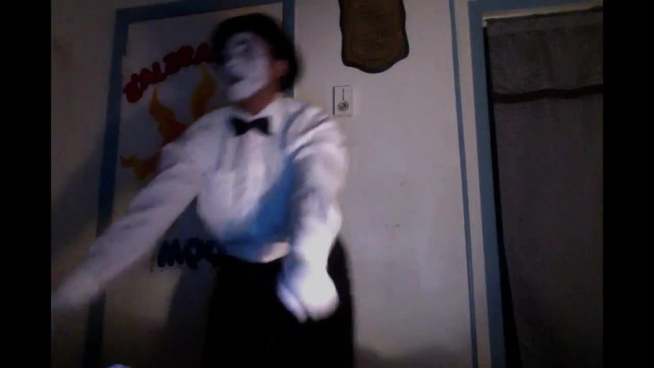 The Crazy Mime.mov
