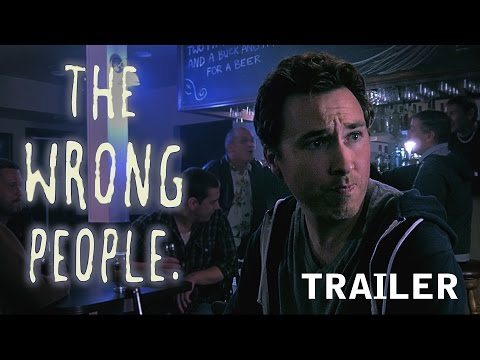 The Wrong People - Official Teaser Trailer #1 (2015) Micro Budget Feature Film | GH4 4K