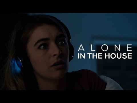 Alone In The House - Short Horror Film