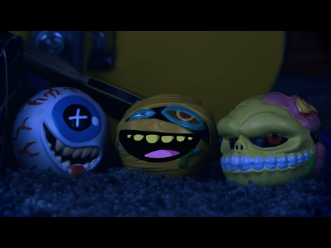 MADBALLS In Real Life ⚫ Under The Bed ⚫ Episode 4