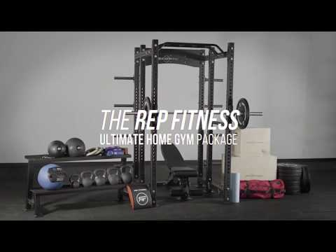 Rep Fitness Ultimate Home Gym Package