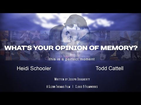 What's your opinion of memory?  The trailer
