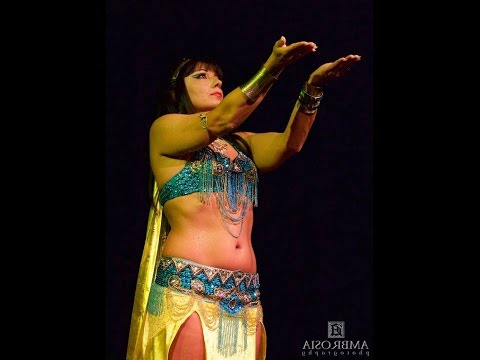 Cleopatra performed by Tamara Bellydance