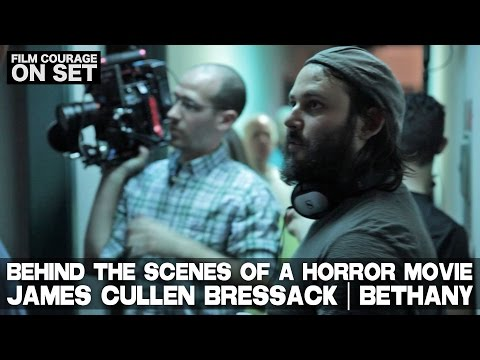 Film Courage On Set - Behind The Scenes Of Movie Sets - YouTube