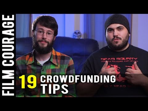 19 Crowdfunding Tips For Filmmakers by Alex DiVincenzo & Jordan Pacheco